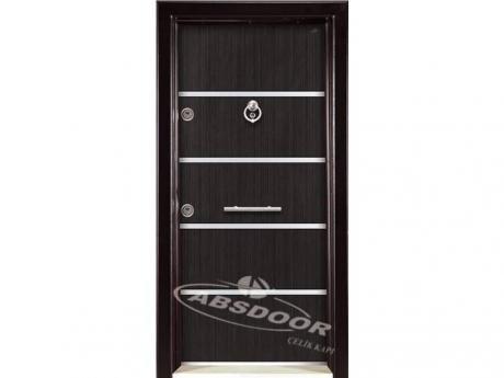 Abs Door 1403 Model Laminoks Serisi Çelik Kapı