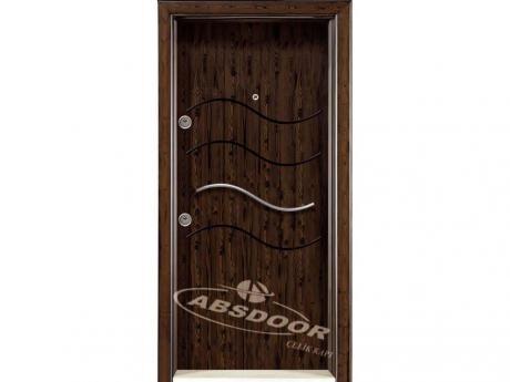 Abs Door 1501 Model Paslanmaz Çelik Kapı