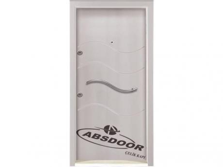 Abs Door 1502 Model Paslanmaz Çelik Kapı