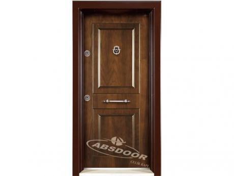 Abs Door 1602 Kabartma Panel Serisi Çelik Kapı