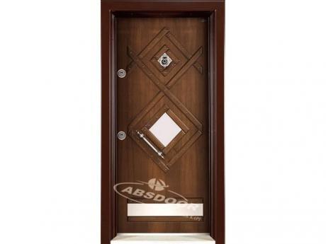 Abs Door 1603 Kabartma Panel Serisi Çelik Kapı