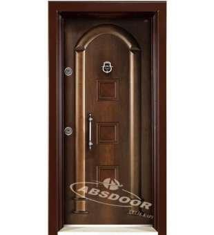 Çelik Kapı, Abs Door 1604 Kabartma Panel Serisi Çelik Kapı