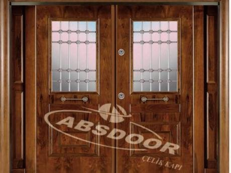Abs Door 1910 Villa Çelik Kapısı