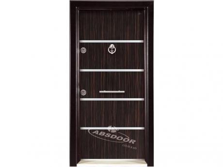 Abs Door Model 1405 Laminoks Çelik Kapı