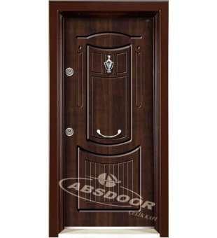 Çelik Kapı, Abs Door Model 1701 Çelik Kapı, Rustik Panel Serisi