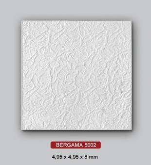 Desenli Tavan Kaplama, Bergama 50x50 Tavan Kaplama