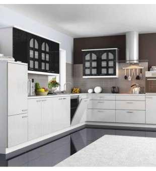 Membran Mutfak Dolabı, Beyaz Kaos Membran Mutfak Dolabı