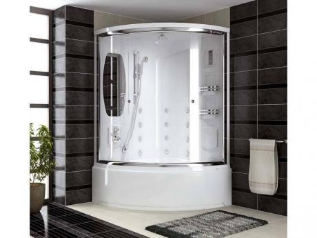 Compact Geniş Duşa Kabin