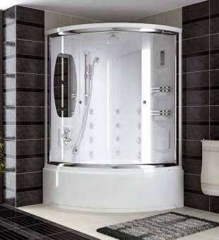 Duşa Kabin, Compact Geniş Duşa Kabin