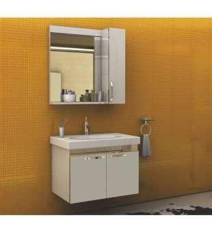 Prestij Banyo Dolabı, Demre Üst Kapaklı Prestij Banyo Dolabı