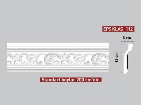 Eps Klas 112 Çiçek Desenli Stropiyer