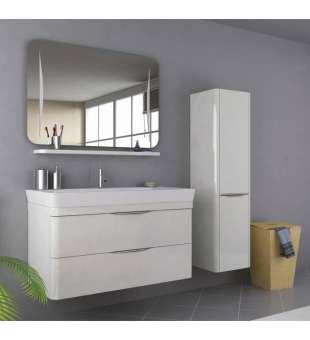Lüx Banyo Dolabı, Fasalis Tam Çekmeceli Banyo Dolabı