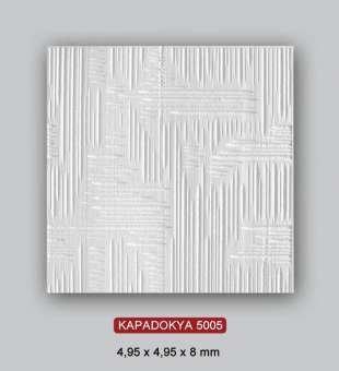 Desenli Tavan Kaplama, Kapadokya 50x50 Strafor Tavan Dekoru