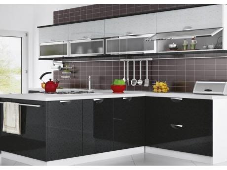 Kimyasal Parlak 20 Alüminyum Kapaklı Mutfak Dolabı
