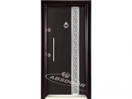 Model 1446 Çift Renk Laminoks Serisi Çelik Kapı