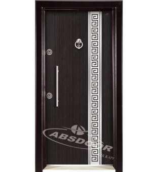 Çelik Kapı, Model 1446 Çift Renk Laminoks Serisi Çelik Kapı