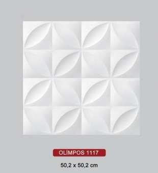 Desenli Tavan Kaplama, Olimpos 50X50 Tavan Kaplama Plakası