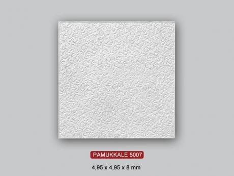 Pamukkale 50x50 Çiçekli Tavan Dekoru