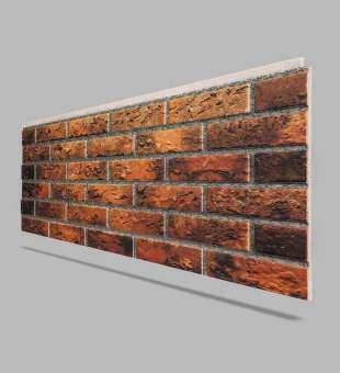 Tuğla Desenli Kaplama, Tuğla Görünümlü Rh 140 5 Duvar Kaplama Paneli