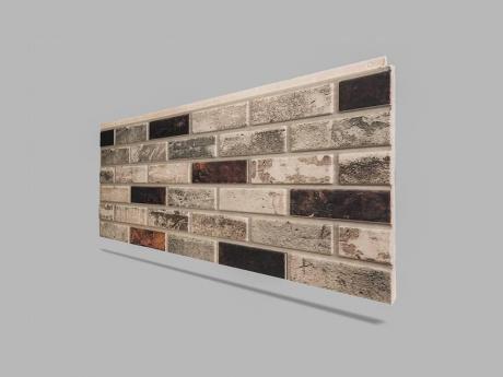 Tuğla Taş Görünümlü Rh 140 1 Duvar Kaplama